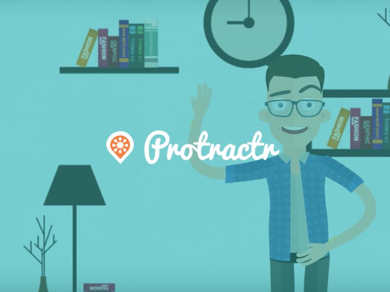 Protractr Animation
